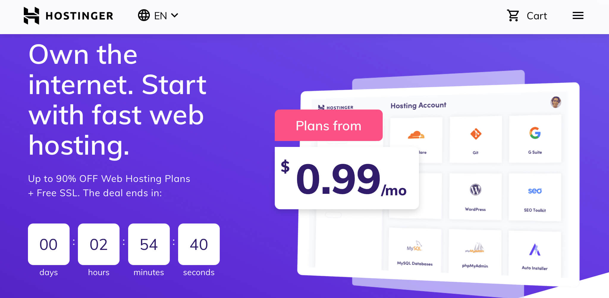 The 10 Best Web Hosting Services of 2020
