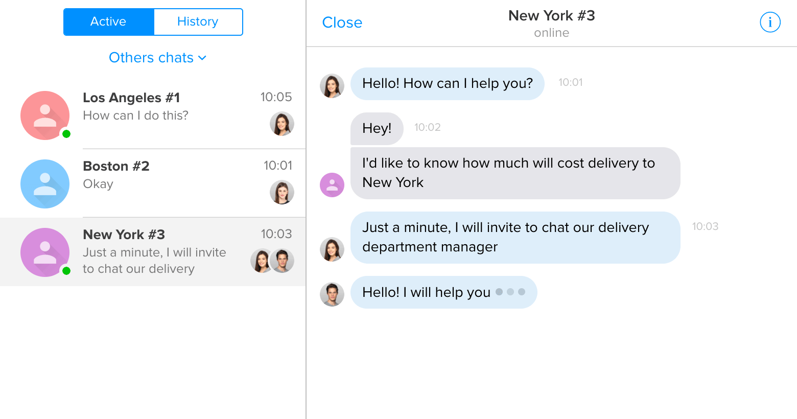 Top 10 Live Chat Products for Websites