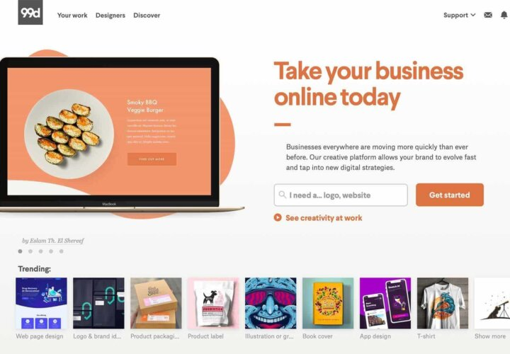 99designs Review: Graphic Design Solutions for Everyone