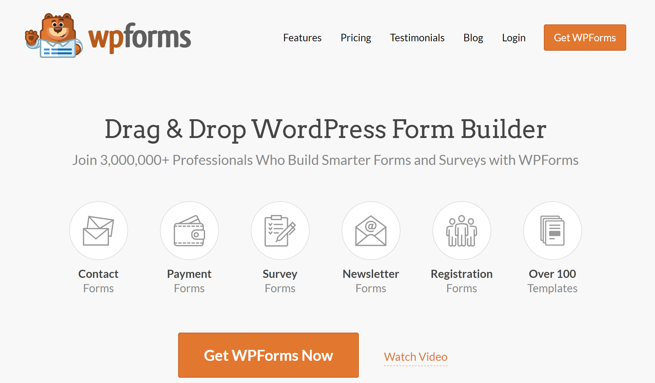 Top 5 Contact Form Solutions for WordPress