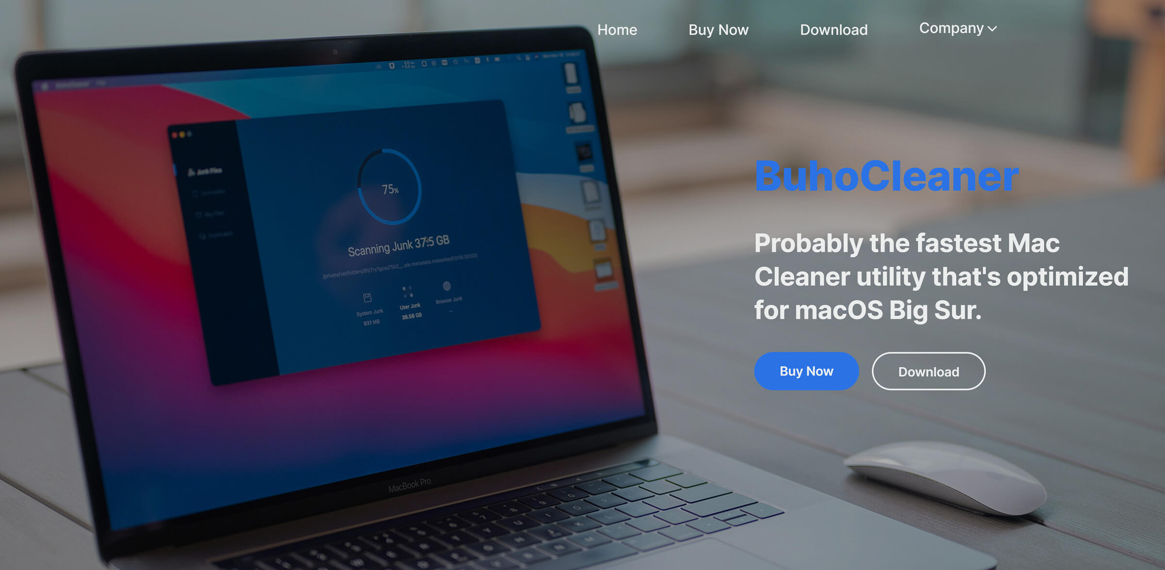 BuhoCleaner: Clean and Speed Up Your macOS Device