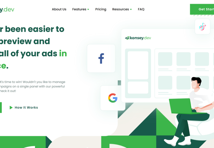 Konsey.dev: Manage All Your Online Ads in One Place
