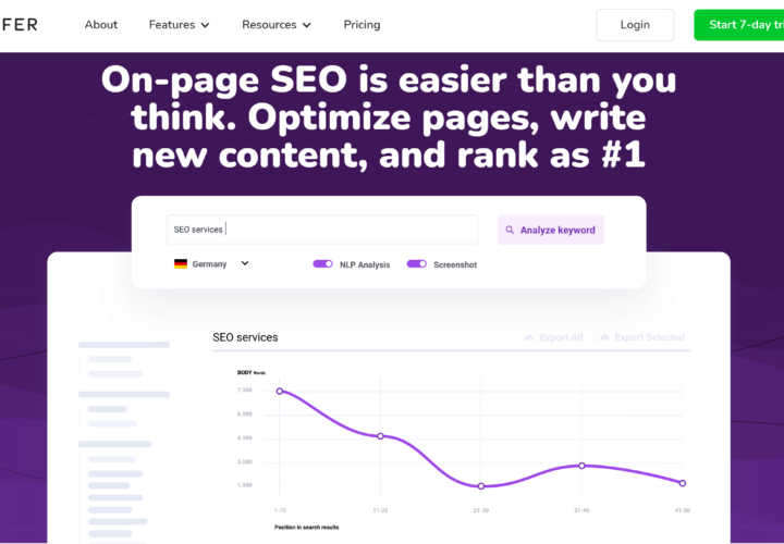 Surfer SEO: Become a Professional at SEO With This All-in-one Suite