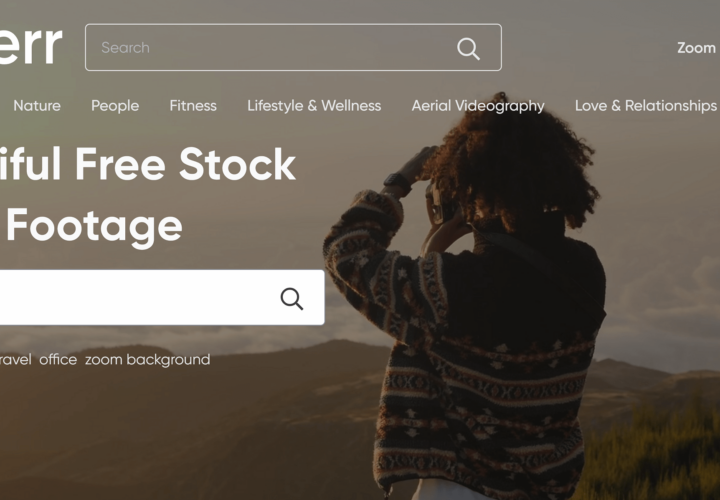 Coverr 3.0: Get Free Stock Videos with No Attribution Required