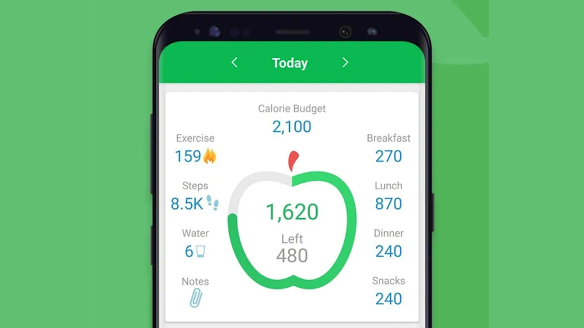 10 Nutrition Apps to Help You Get Fit and Healthy