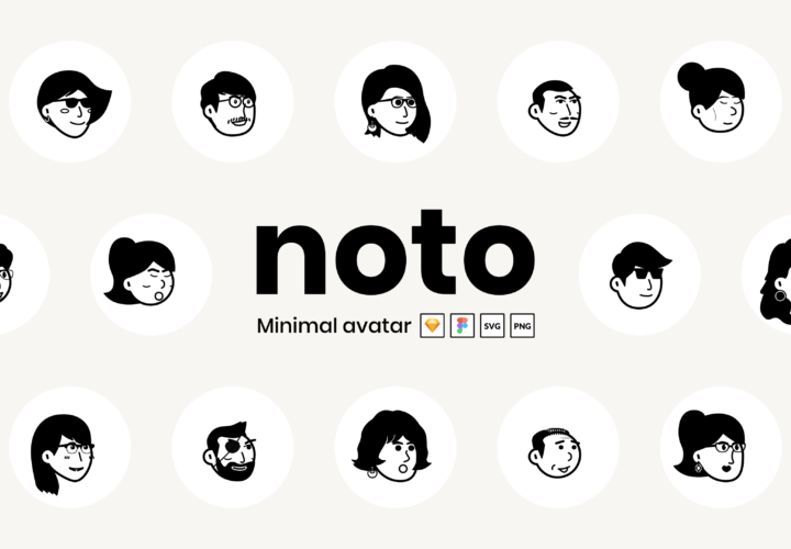 Create Millions of Designs with the Noto Illustrations Pack